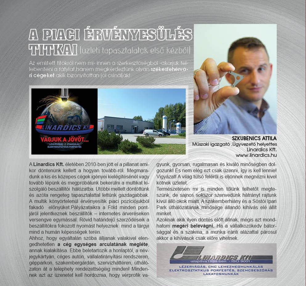 Dunántúli Koktél magazin XIII. évfolyam 2014.5, szám